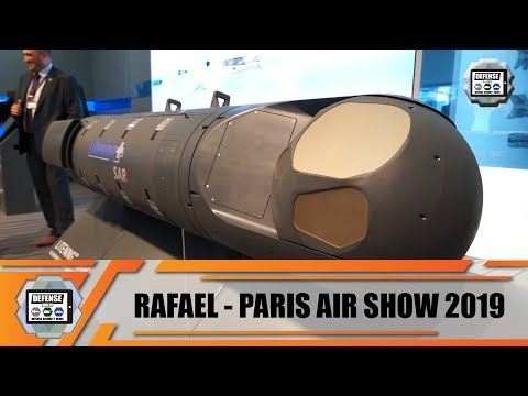 Paris Air Show 2019 Rafael battle-proven solutions for Air Battlespace Dominance air defense