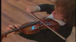 Paganini - Caprice No.24, Alexander Markov, Violin [hd]