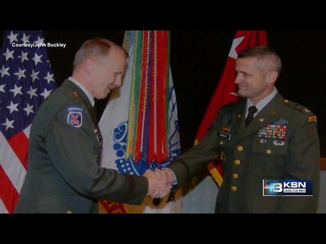 Veteran Salute: John Buckley