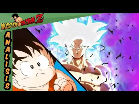 ¿Cómo pasó de esto... a esto? De Mortal a Dios | La Evolución de Goku