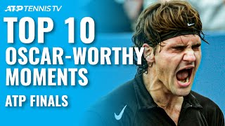Top 10 Oscar-Worthy Tennis Moments: ATP Finals Edition