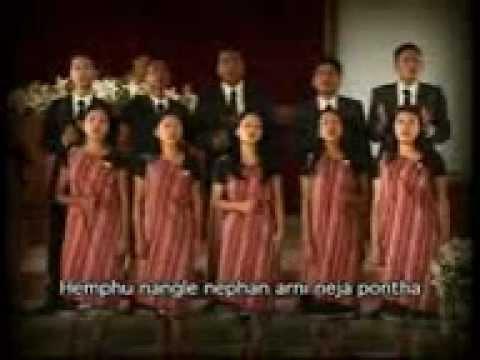 Ne Kereng Achithe (Karbi Gospel tracks). mp4