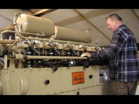 INDUSTRIE dieselmotor 6D41HDN