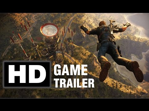 Just Cause 3 Gold Edition (PS4, Xbox One)  official trailer  – April 2017