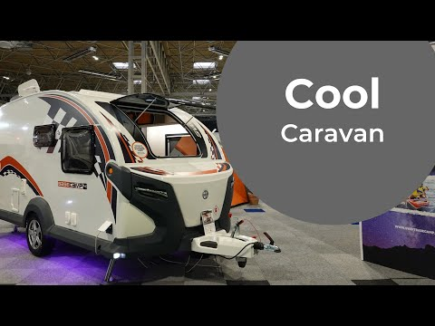 COOL CARAVAN - Putting the FUN into FUNKY: Swift Basecamp 4 First Look