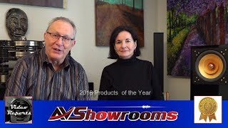 Reviewers View, AVShowrooms- Products of the Year 2018