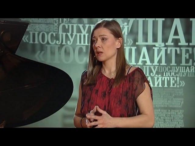 Мария Голубкина читает произведение «Вечер» (Бунин Иван Алексеевич)
