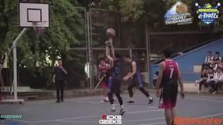 Minh Quân Việt Đức vs. Minh Đức Lương Thế Vinh   Highschool Elite Tournament 2019