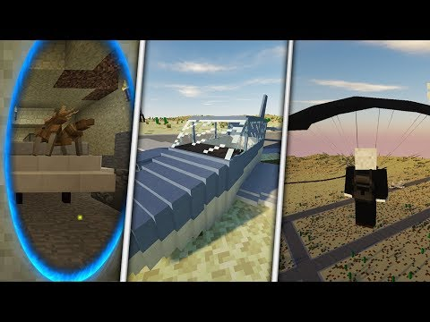 10 Minecraft Mods You Will Need To Storm Area 51 Successfully