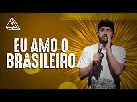 THIAGO VENTURA - EU AMO O BRASILEIRO