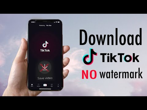 How to Download TikTok Video Without Watermark in iPhone