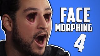 FACE MORPHING 4 • A Cow Chop Compilation