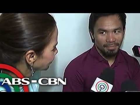TV Patrol: 'Pacquiao, nasa attack mode na'