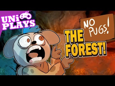 We picked the  wrong cave!   The Forest   #2