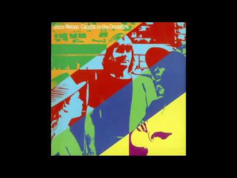 John Wetton - Caught in the Crossfire ( Vinyl ) Full Album