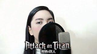 "【Akano】""Call Of Silence"" - Attack On Titan 進撃の巨人 Shingeki No Kyojin S2 OST【歌ってみた】"