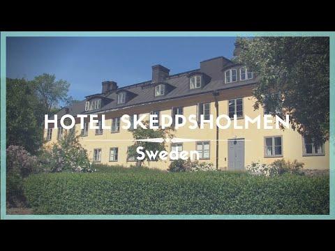 Celestielle #256 Hotel Skeppsholmen, Stockholm, Sweden