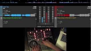 Drum & Bass Mix - March 2012  (VirtualDJ, Reloop 2, X-Session)
