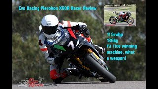 Evo Racing Pierobon X60R Racer Review