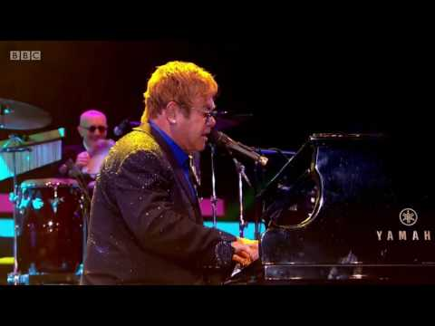 16. Crocodile Rock - Elton John - Live in Hyde Park September 11 2016