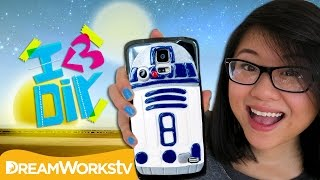 R2D2 Phone Case with Coolricebunnies | I ♥ DIY