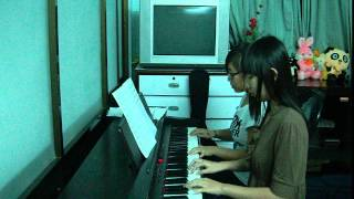 Piano 4 chords mashup