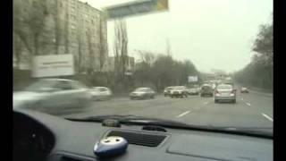 Самая безопасная полоса для движения в городе - уроки вождения Школы Штурман&ЧП.У