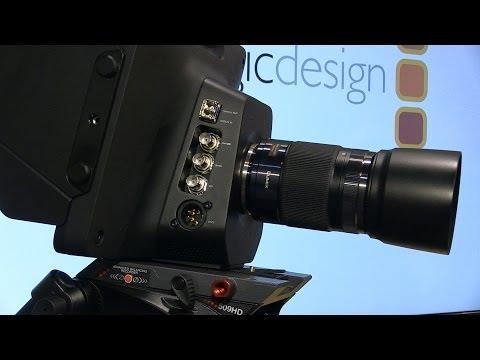 NAB2014: Blackmagic Studio Camera