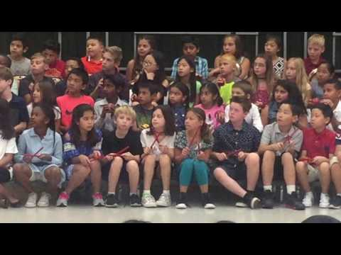 3rd Grade Recorder Concert, Pico Canyon Elementary School, Stevenson Ranch, CA