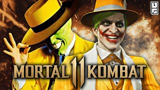 Mortal Kombat 11 - THE MASK JOKER SKIN!!