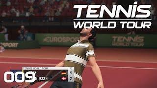 Tennis World Tour [PS4] #009 - Der erste Patch ist da - Let's Play