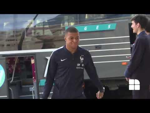 Echipa Franței a ajuns în Chișinău