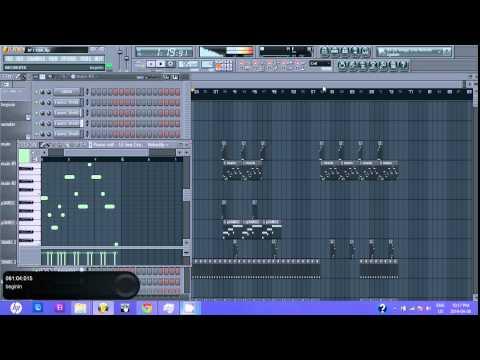 Kanye West -  I Wonder (Fl Studio Remake)