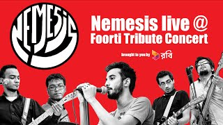 Foorti Eid Special Tribute Concert With Nemesis