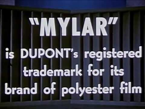 Dupont Mylar : What's It to You? - 1955 - CharlieDeanArchives / Archival  Footage