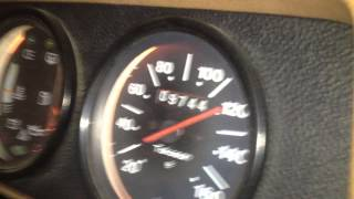 serçe top speed 0 - 150