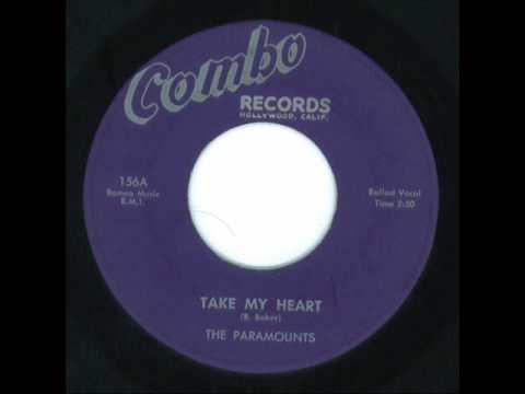 Take My Heart - The Paramounts