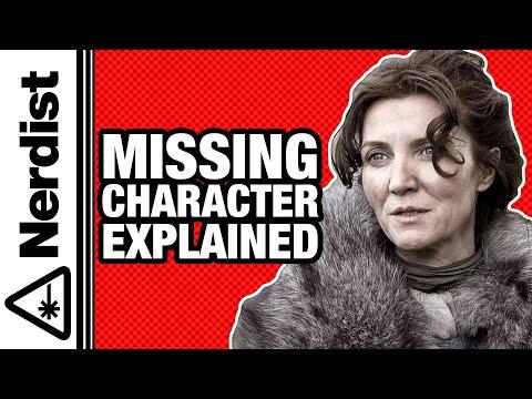 Why Lady Stoneheart Wasn't On Game of Thrones (Nerdist News w/ Rachel Heine)