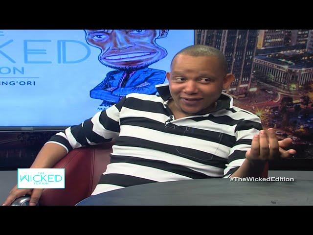Mtu AKICHAPA mtoto wa O.J - Wicked Bytes