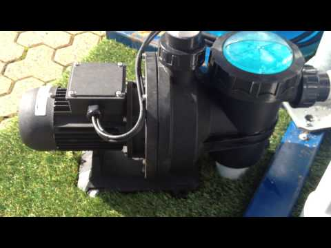 Solar pool pumps from Lorentz by Blu Sky Solar