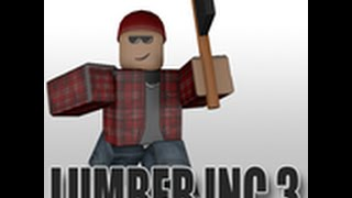 roblox Lumber INC 3! (Anniversary!) ep 35 catch a rie