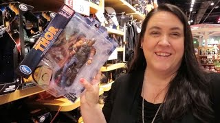Toy Hunt @ Toys R Us Lego Disney Store Justice Plus Instant Haul