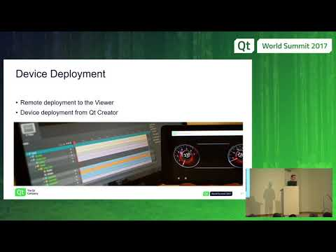 QtWS17 - Creating 3D User Interfaces with Qt 3D Studio, Sami Makkonen, The Qt Company