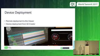 QtWS17 - Creating 3D User Interfaces with Qt 3D Studio, Sami Makkonen, The Qt Company