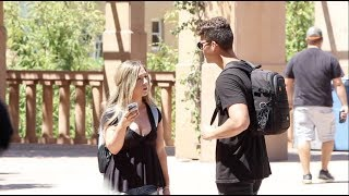 Messing Up Pick Up Lines!!