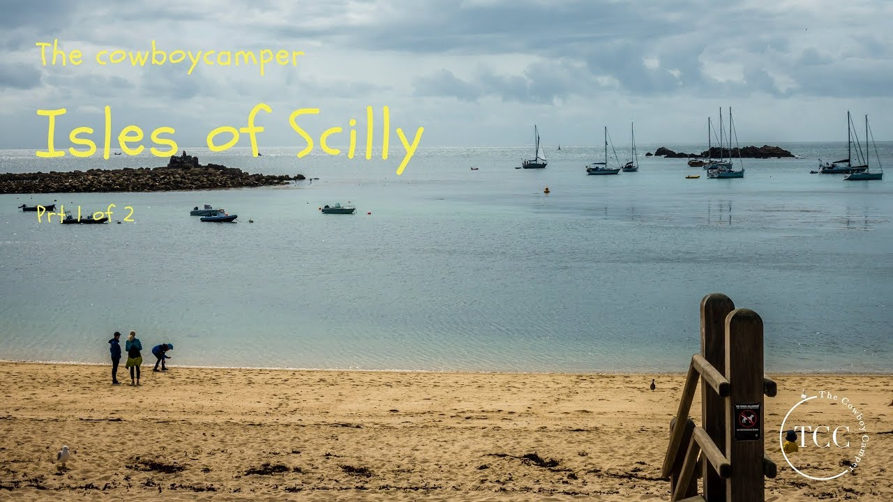 Isles of Scilly August 2018
