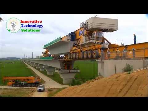 Fastest Extreme Construction Modern Technology, Heavy Construction Equipment World
