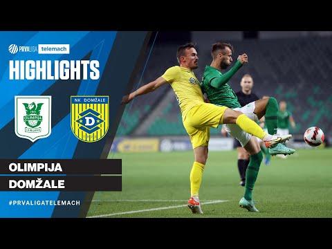 Olimpija Ljubljana Domzale Goals And Highlights