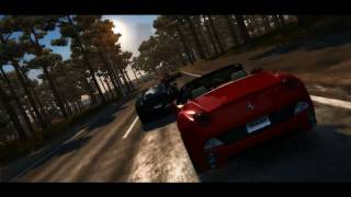 Test Drive Unlimited 2 (PC PS3 X360) - Ferrari Trailer