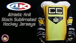 Sublimated Hockey Jerseys - Athletic Knit / Homegrown Sporting Goods